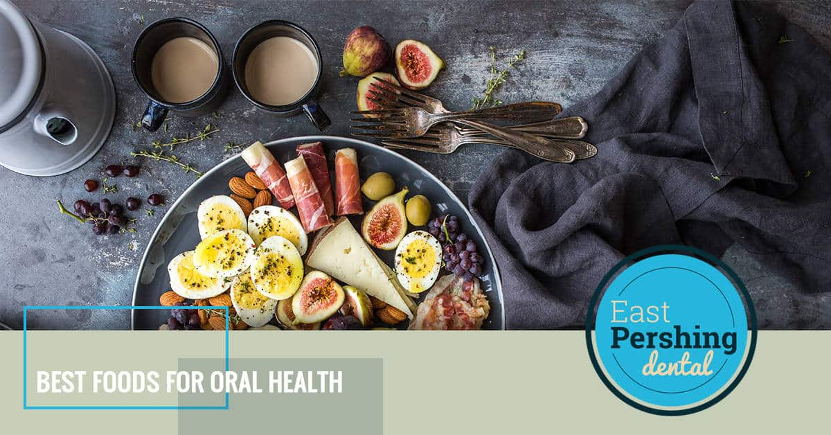 Best Foods for Oral Health